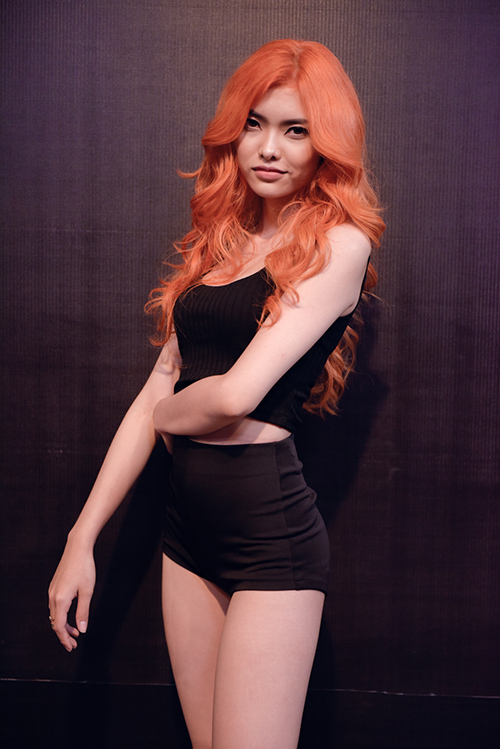 """boc"" so do ba vong thi sinh nu vietnam's next top model 2016 - 10"