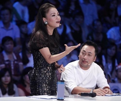 """tv show tuan qua: dong nhi - ong cao thang bat khoc, pham huong thoi """"vai ac"""" - 1"""