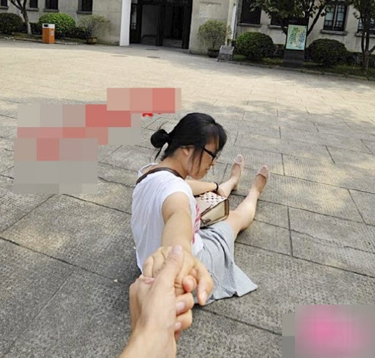 "chang trai loi ban gai le let khap the gian gay ""bao"" - 7"