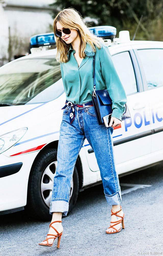 dung ton cong cat ong di, xan gau quan jeans the nay moi chat! - 7