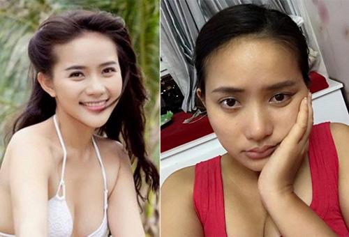 nhan sac 'xuong doc khong phanh' vi tang 20-30kg khi bau bi cua sao viet - 3