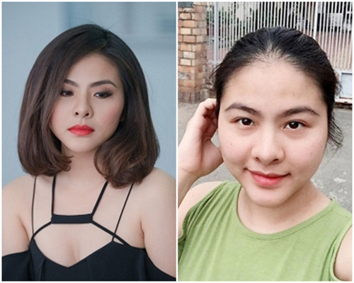 nhan sac 'xuong doc khong phanh' vi tang 20-30kg khi bau bi cua sao viet - 6