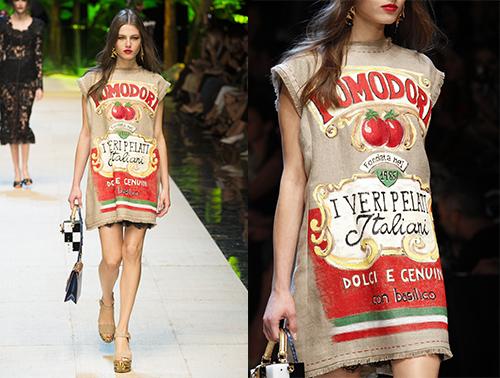 bua tiec pizza, my y, hoa hong... cua dolce & gabbana - 5