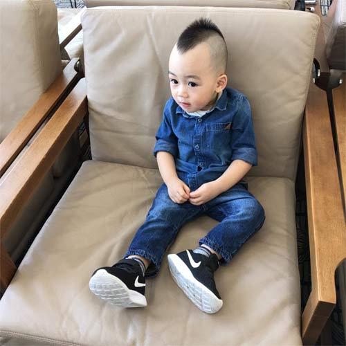 """tuan hung chap nhan lam tai xe cho vo neu """"that nghiep"""" - 10"""