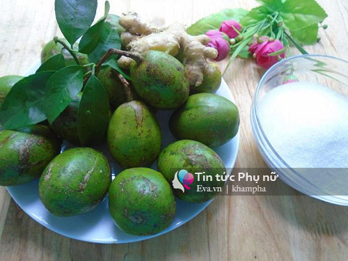chay nuoc mieng voi o mai coc trong veo, deo thom - 1