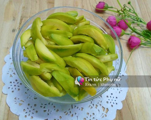 chay nuoc mieng voi o mai coc trong veo, deo thom - 3