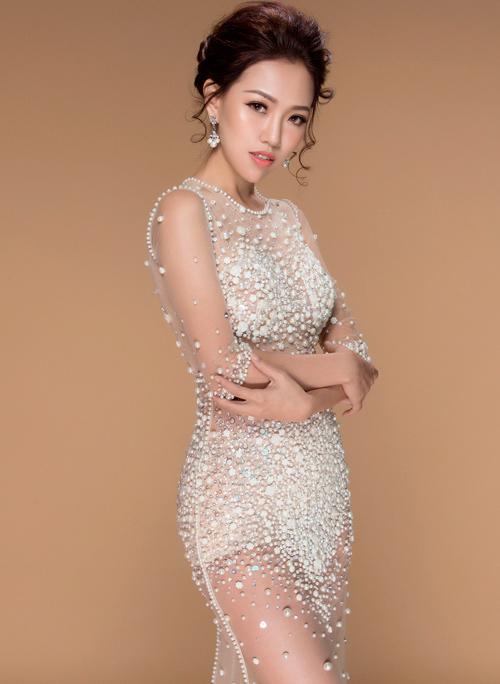 hot girl joxy thuy linh ngot ngao nhu cong chua voi dam da hoi - 6