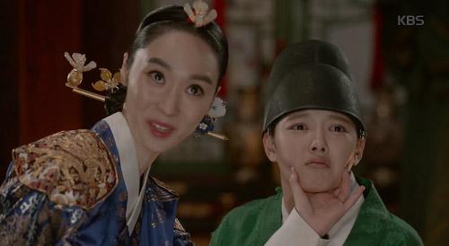 may hoa anh trang tap 11: kim yoo jung khoc nuc no khi tai ngo me ruot - 8