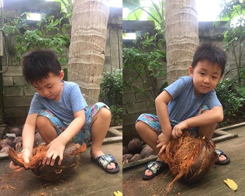 con trai le phuong trong rau, bat sau, con hong nhung loi bun cay lua - 6