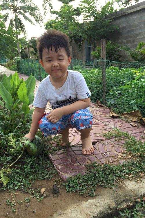 con trai le phuong trong rau, bat sau, con hong nhung loi bun cay lua - 4