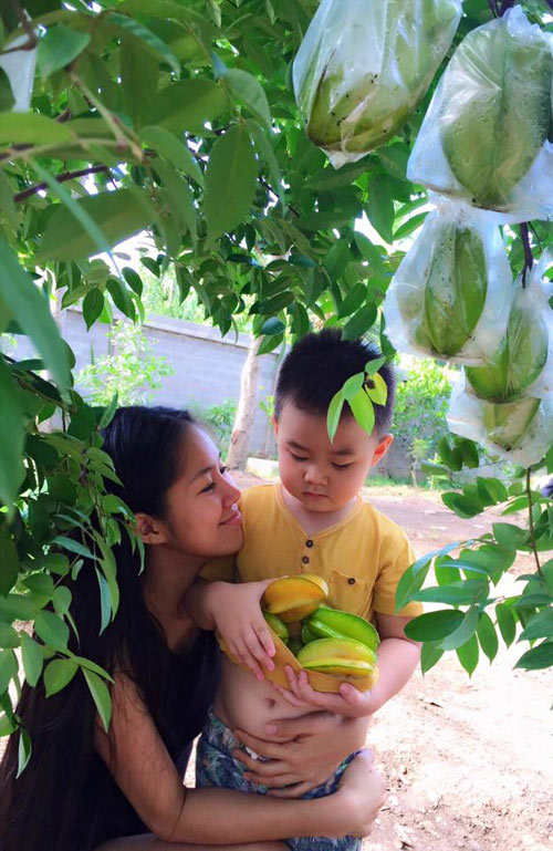 con trai le phuong trong rau, bat sau, con hong nhung loi bun cay lua - 5