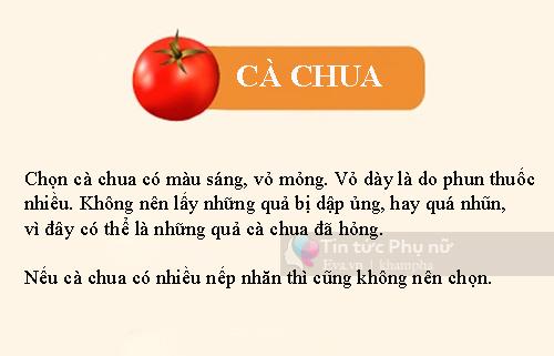 tong hop cac cach chon rau cu qua tuoi ngon khong lo hoa chat - 9