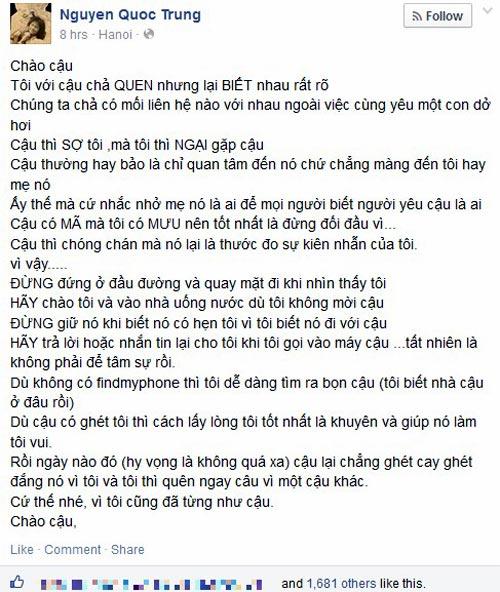"""nhung buc thu gui """"nguoi tinh kiep truoc"""" xuc dong cua sao nam viet - 5"""