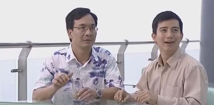 """nhin lai dan sao phim """"lap trinh trai tim"""" sau 9 nam phat song - 9"""