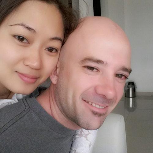 "single-mom quang ninh chu dong ""hoi cuoi"" trai tay moi gap 10 ngay va cai ket ngot lim - 2"