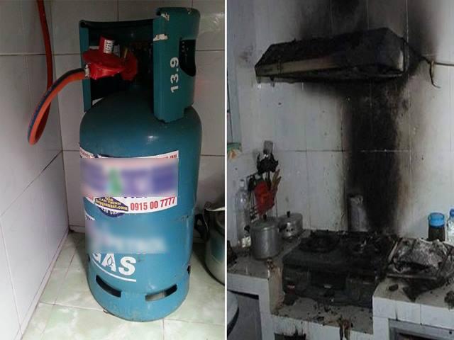 Tự đặt bom trong nhà vì lỗi sử dụng bếp ga quá sai lầm mà nhiều người hay mắc