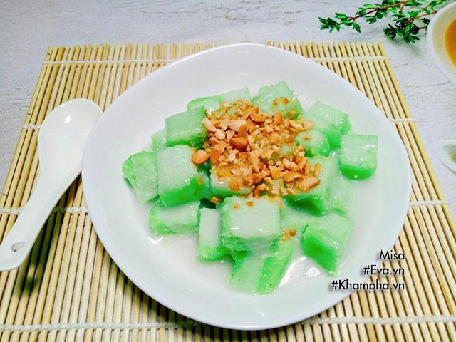 Cách làm bánh đúc cốt dừa thơm ngậy, ai ăn cũng nghiền