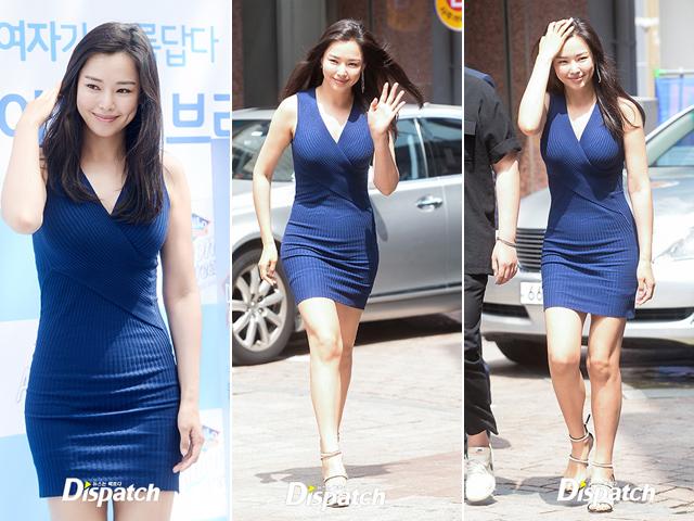 Ngôi sao 24/7: Không hổ là Hoa hậu đẹp nhất TG, Honey Lee vừa ngọt ngào vừa nuột nà