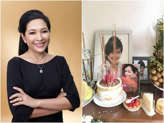 MC Quỳnh Hương kể chuyện xúc động nhân 4 năm ngày giỗ Wanbi Tuấn Anh