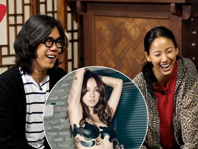 Thấy con dâu xăm trổ đầy mình, phản ứng của mẹ chồng Lee Hyori khiến ai cũng tò mò