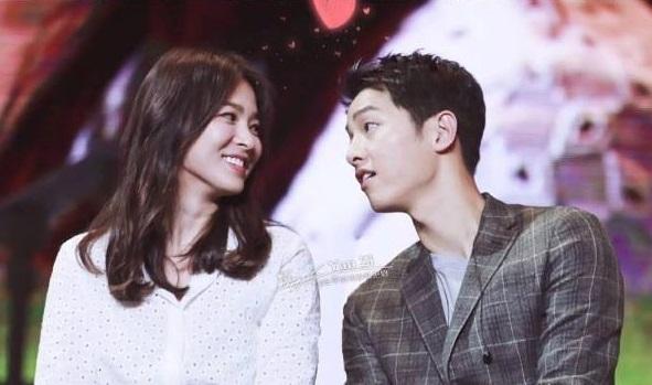 Vợ chồng nhà Song Joong Ki - Song Hye Kyo 'dành cả thanh xuân để đi ăn ngon cùng nhau'