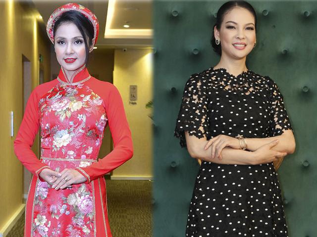Sao mặc đẹp tuần: Thủy Hương, Việt Trinh - Nhan sắc thách thức của người đàn bà viên mãn