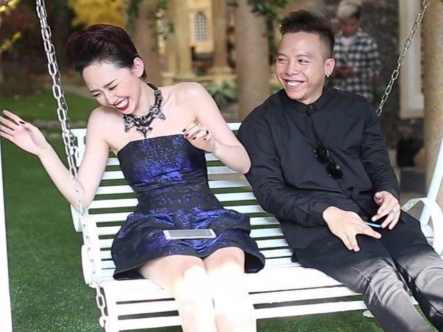 Tóc Tiên bị nghi ngờ rạn nứt tình cảm với Hoàng Touliver