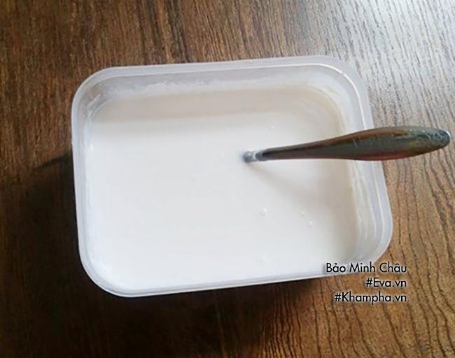 Hướng dẫn cách làm sữa chua thạch lá nếp, ăn một lần là mê - 8