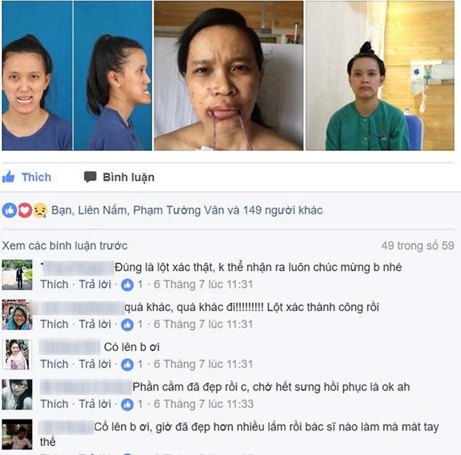 """Hoàng Thị Sang Hành trình lột xác 2017: """"Tôi không tin đó là mình"""" - 4"""
