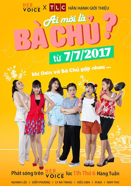 "sitcom ai moi la ba chu?: khi osin ""day do"" chu nha"