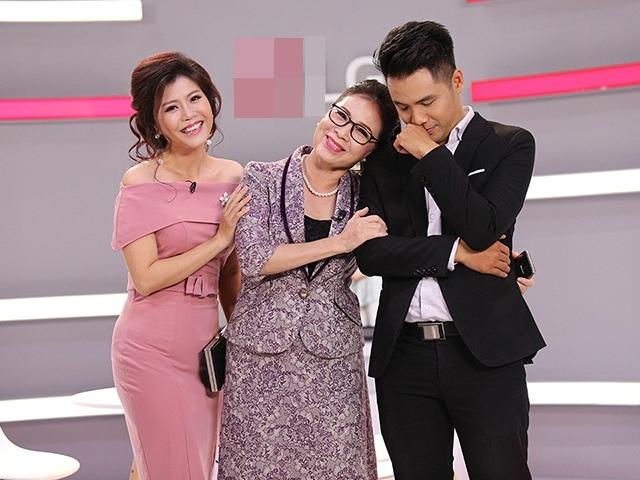 NSƯT Kim Xuân và con dâu xinh đẹp lên truyền hình kể chuyện mẹ chồng - nàng dâu