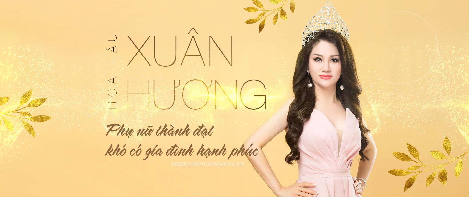 """hoa hau xuan huong: """"phu nu thanh dat kho co gia dinh hanh phuc"""" - 1"""