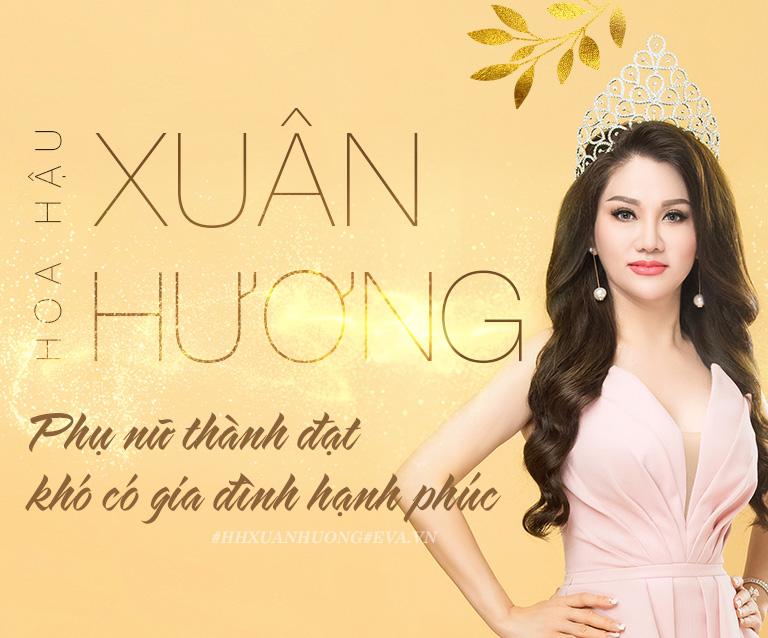 """hoa hau xuan huong: """"phu nu thanh dat kho co gia dinh hanh phuc"""" - 2"""