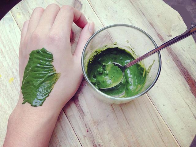 Thời điểm và cách làm mặt nạ trà xanh tốt nhất cho từng loại da