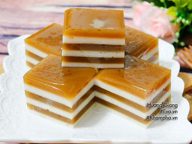 Thạch cà phê - sữa dừa ngậy tan trong miệng, giải nhiệt mùa hè