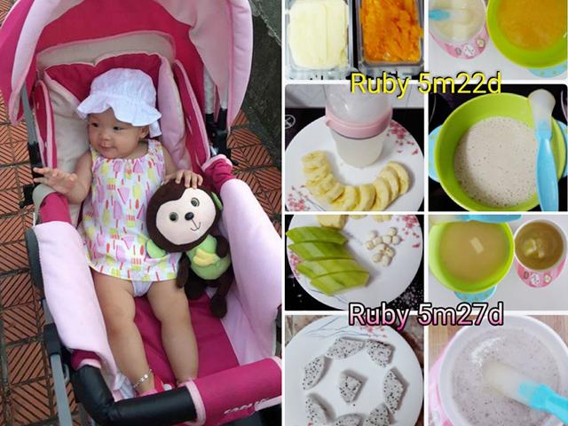 Thực đơn 25 món ăn dặm cho bé dưới 9 tháng của mẹ Hải Phòng giúp con ăn mãi không chán