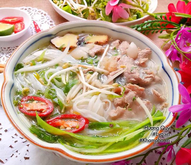 Cách nấu phở bò ngon tại nhà chuẩn vị Nam Định - 8