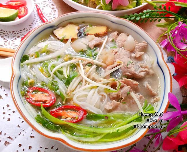 Cách nấu phở bò ngon tại nhà chuẩn vị Nam Định - 9