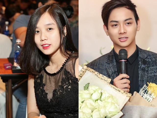 Bạn gái 21 tuổi âm thầm đi cổ vũ Hoài Lâm tái xuất điện ảnh