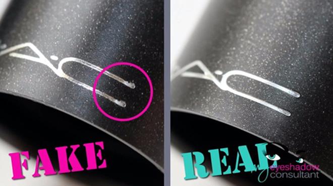 Phân biệt son môi MAC