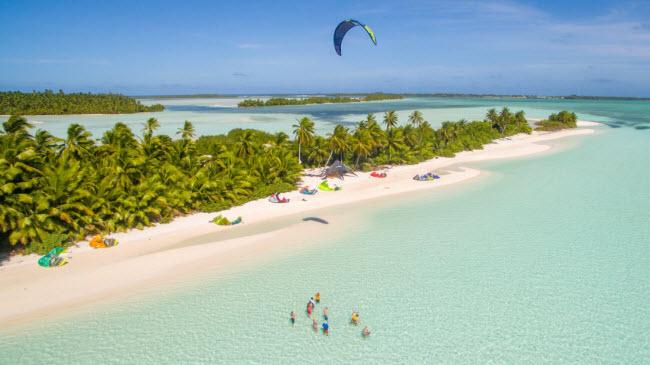 Cocos Keeling: Thiên đường đảo này nằm trên biển giữa Australia và Sri Lanka.