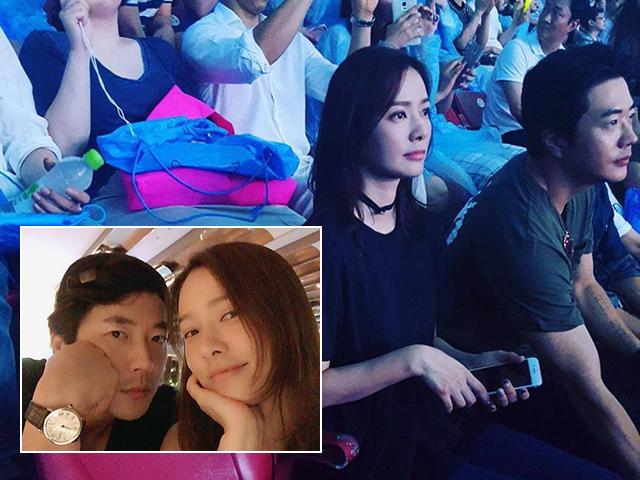 Bên nhau 9 năm, có chung 2 con, Kwon Sang Woo - Son Tae Young vẫn như mới yêu
