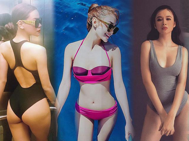 Nếu không muốn bị người yêu chán thì đừng để họ ngắm ảnh bikini của Angela Phương Trinh, Minh Hằng