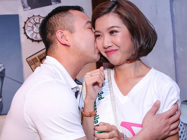 Á hậu Thúy Vân gây ngỡ ngàng khi tuyên bố đã chia tay bạn trai đại gia