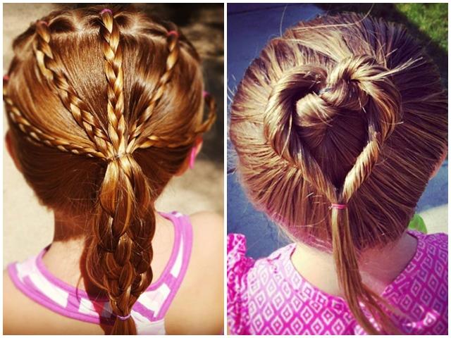 14 kiểu tóc tết dễ thực hiện giúp bé sáng nhất trong ngày khai giảng
