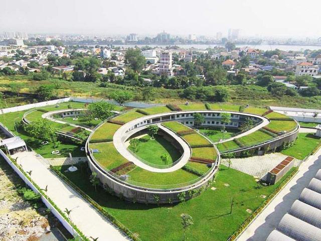 Trường mẫu giáo Việt Nam bất ngờ đứng đầu top 12 trường học đẹp nhất thế giới