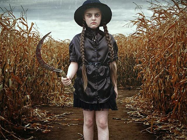 Nếu gặp phải những đứa trẻ sau trong phim kinh dị thì ma quỷ nào cũng... chạy mất dép