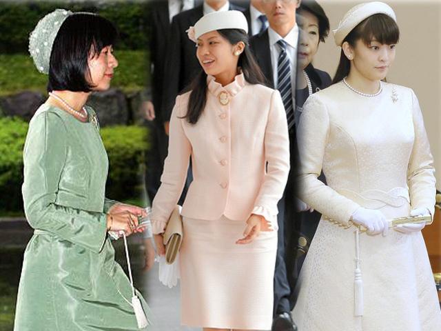 Phong cách trang nhã của 3 công chúa Nhật Bản mạnh dạn từ bỏ ngôi vị cao sang vì chồng