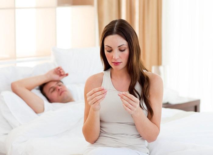 Quan hệ trước ngày có kinh nguyệt có thai không? - 4