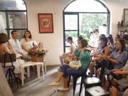 """3 giờ trải nghiệm  """" không biết mệt """"  của các mẹ bầu tại Workshop Mẹ Bầu và Bé"""